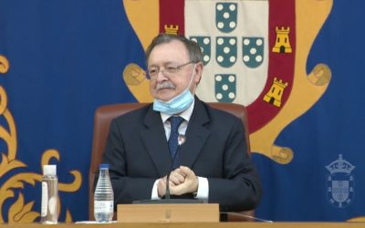 Sesión ordinaria de control al Gobierno de Ceuta correspondiente al mes de enero