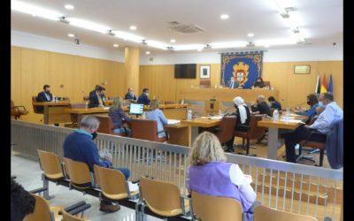 Pleno de sesión de control al Gobierno de la Asamblea de Ceuta correspondiente a septiembre de 2020