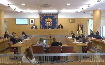 Pleno extraordinario: segundo expediente de modificación de créditos del Presupuesto de la Ciudad