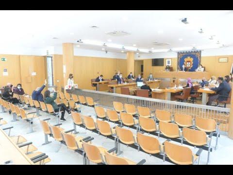 Sesión plenaria resolutiva de la Asamblea de Ceuta del mes de marzo